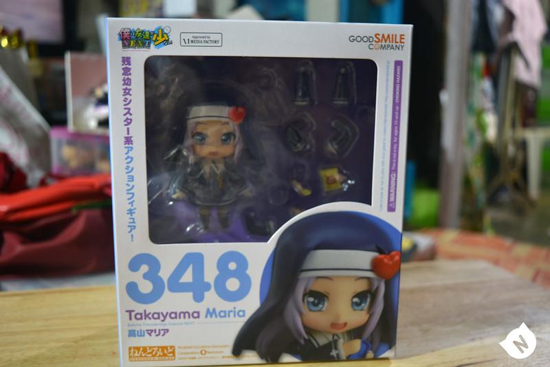 Nendoroid Maria Takayama