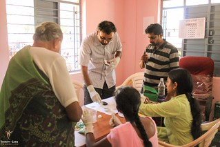 HAL Health Camp - Diabetes Care | by Trinity Care Foundation | CSR Initiatives in India