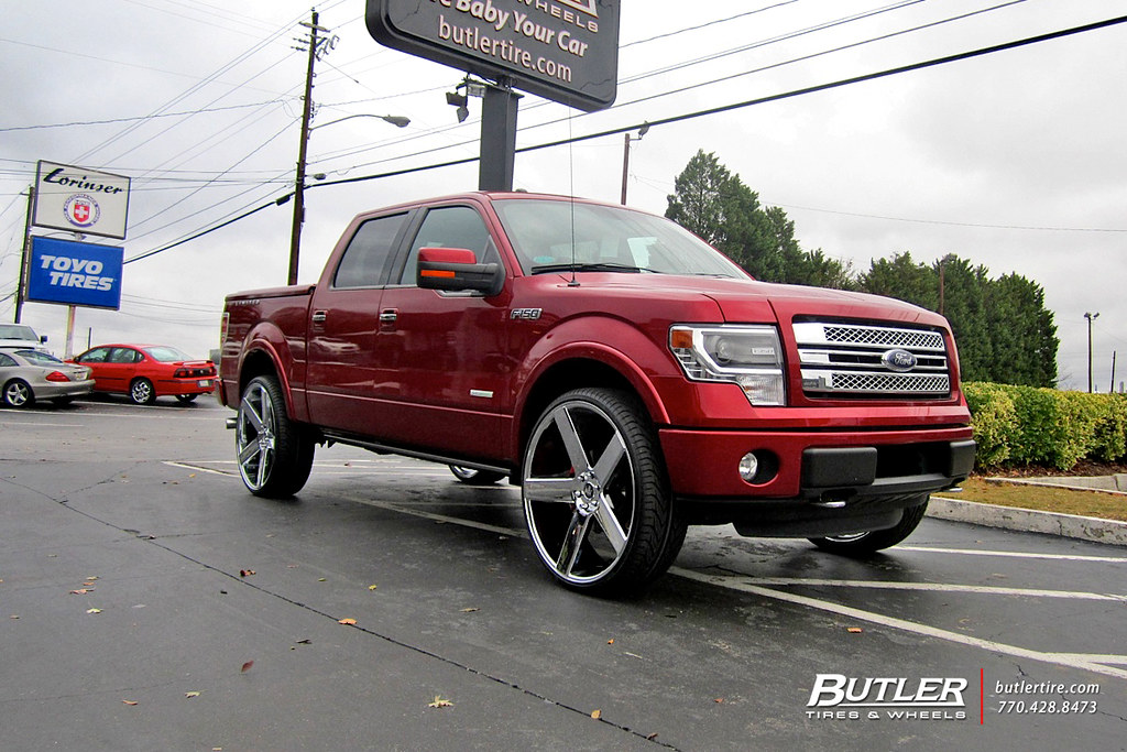 Ford F150 On 26s 2017 2018 2019 Ford Price Release
