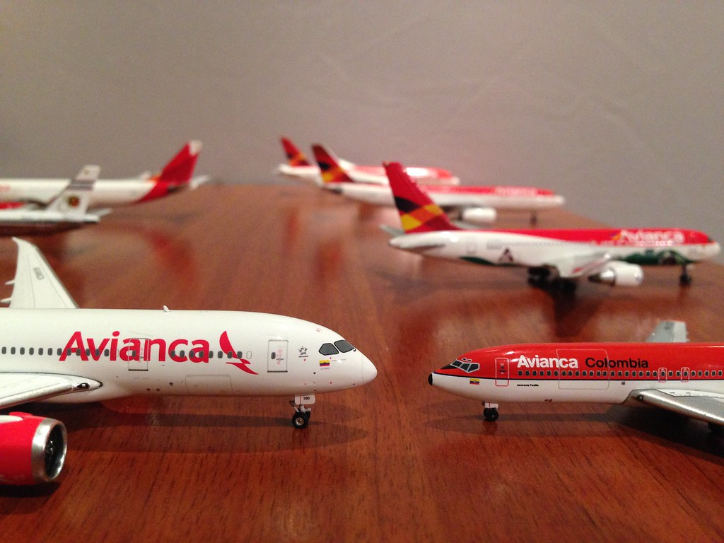 Avianca 1 400 boeing 787 8 boeing 727 100 avianca 1 for Interior 787 avianca
