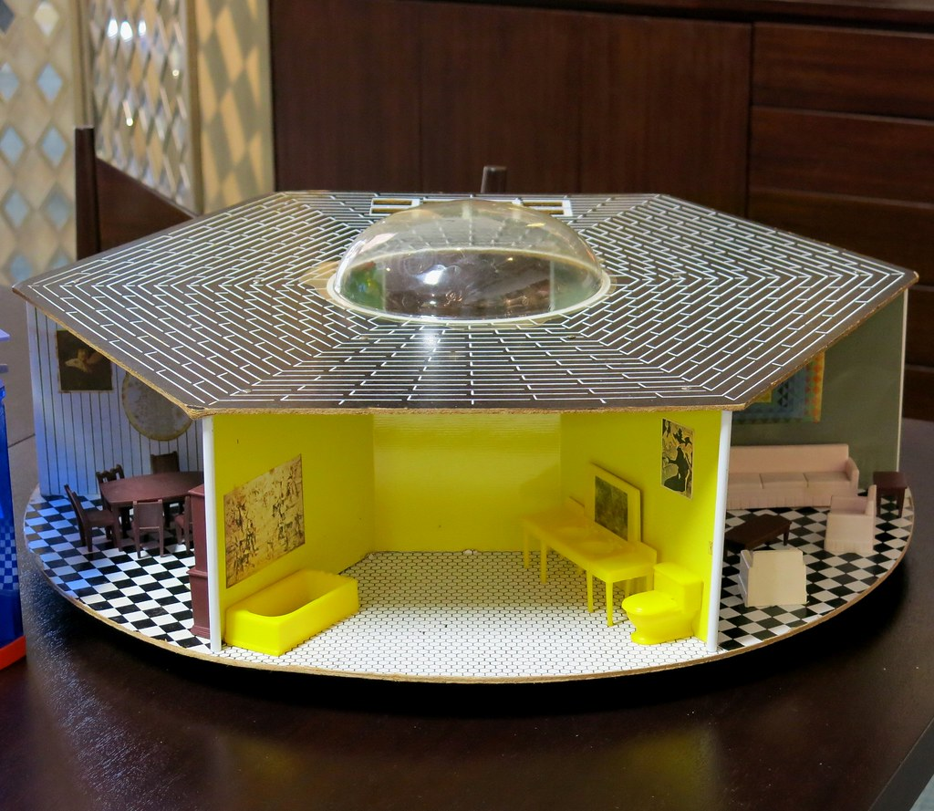 Vintage Panorama Doll House 1960s Eagle Toys Canada Flickr