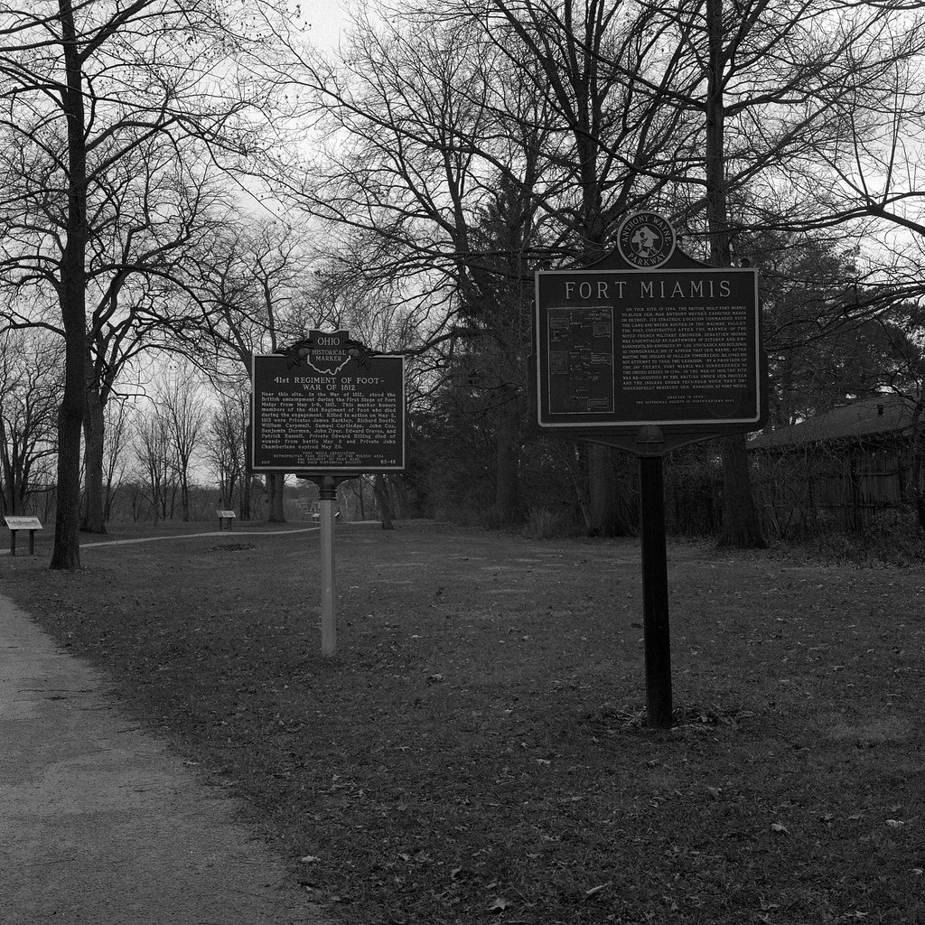 Project:1812 - The Siege of Fort Meigs