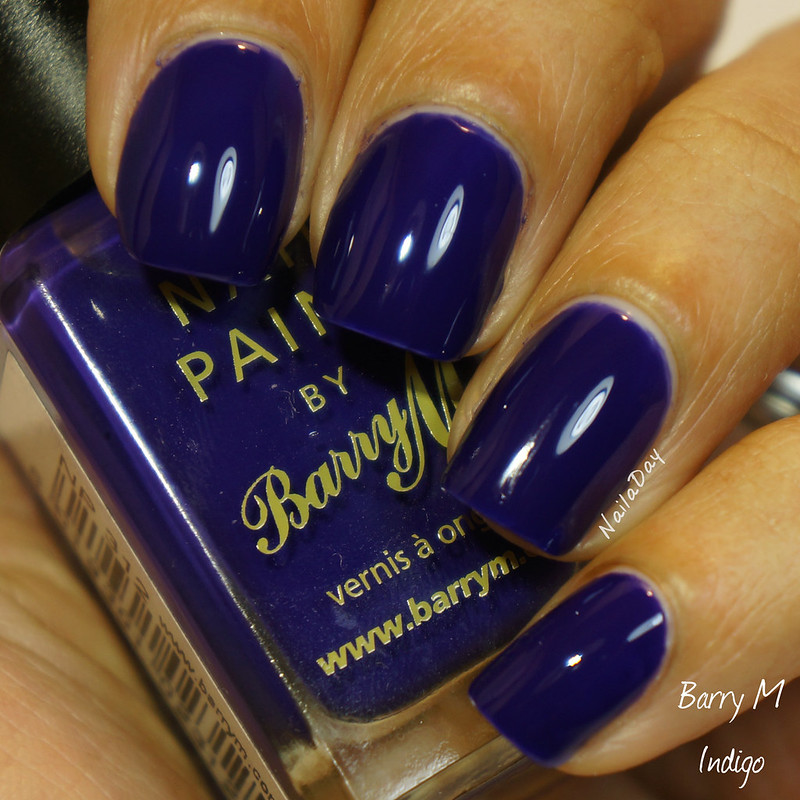 NailaDay: Barry M Indigo