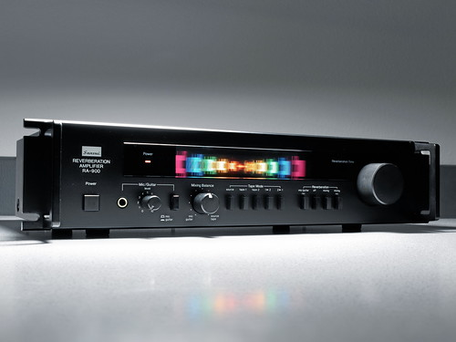Sansui Ra 900 Stereo Reverberation Amplifier 1982 In The