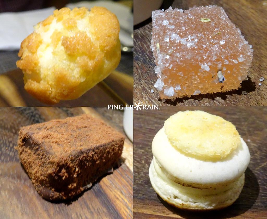 Creative Eats: Horizon Bistronomy: Desserts