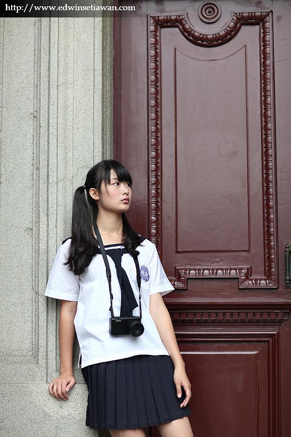 Yu Hasebe School Girl