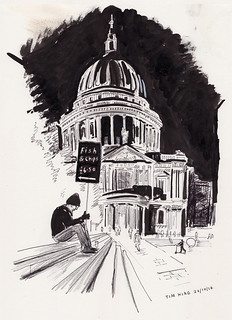 adrawingaday 299 | by 1000_Londoners