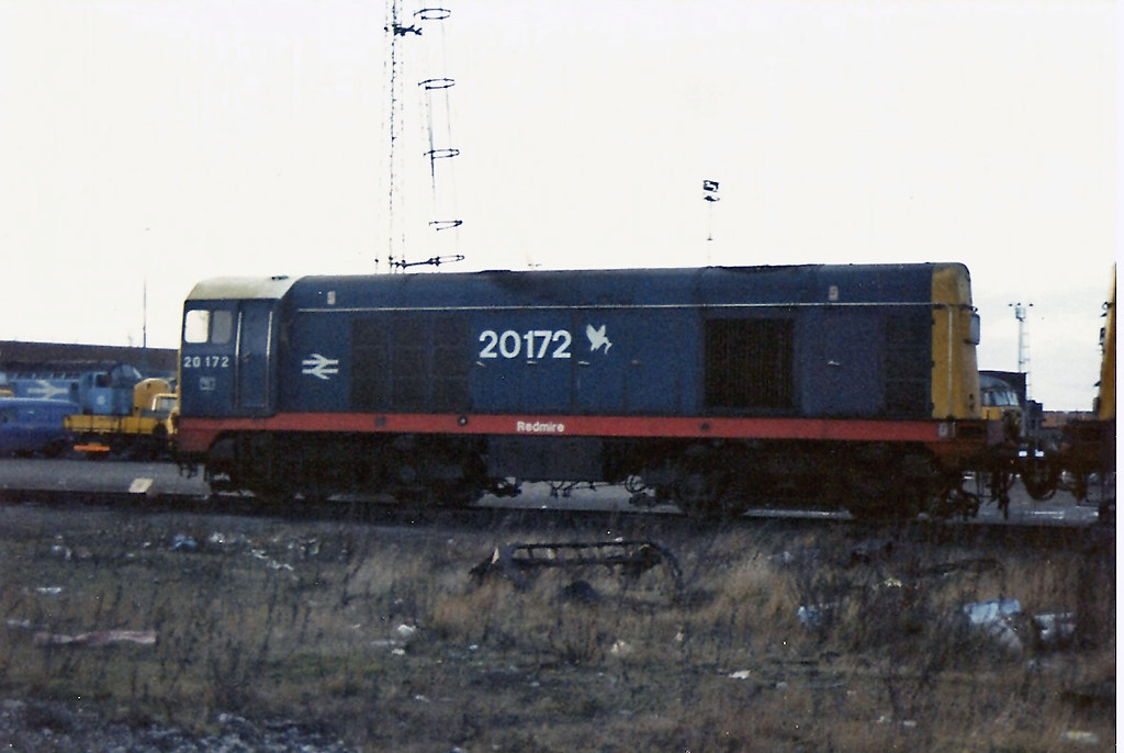 ... 20172 Thornaby | by British Rail 1980s and 1990s