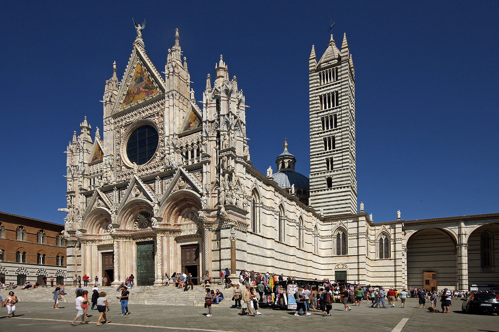 Siena Cathedral. | Siena Cathedral (Italian: Duomo di ...