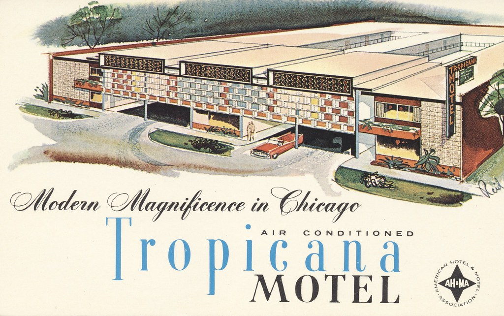 Tropicana Motel - Chicago, Illinois