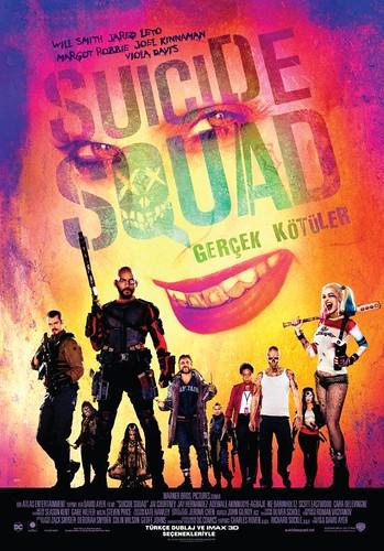 Suicide Squad: Gerçek Kötüler - Suicide Squad (2016)