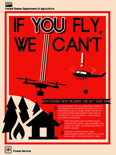 If You Fly, We Can't infographic