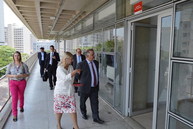 Márcio França visita instalações da Etec Santa Ifigênia e da Fatec Itaquera