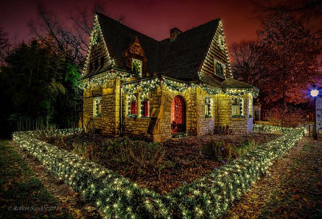 Garden Glow At Mobot 2 Flickr Photo Sharing