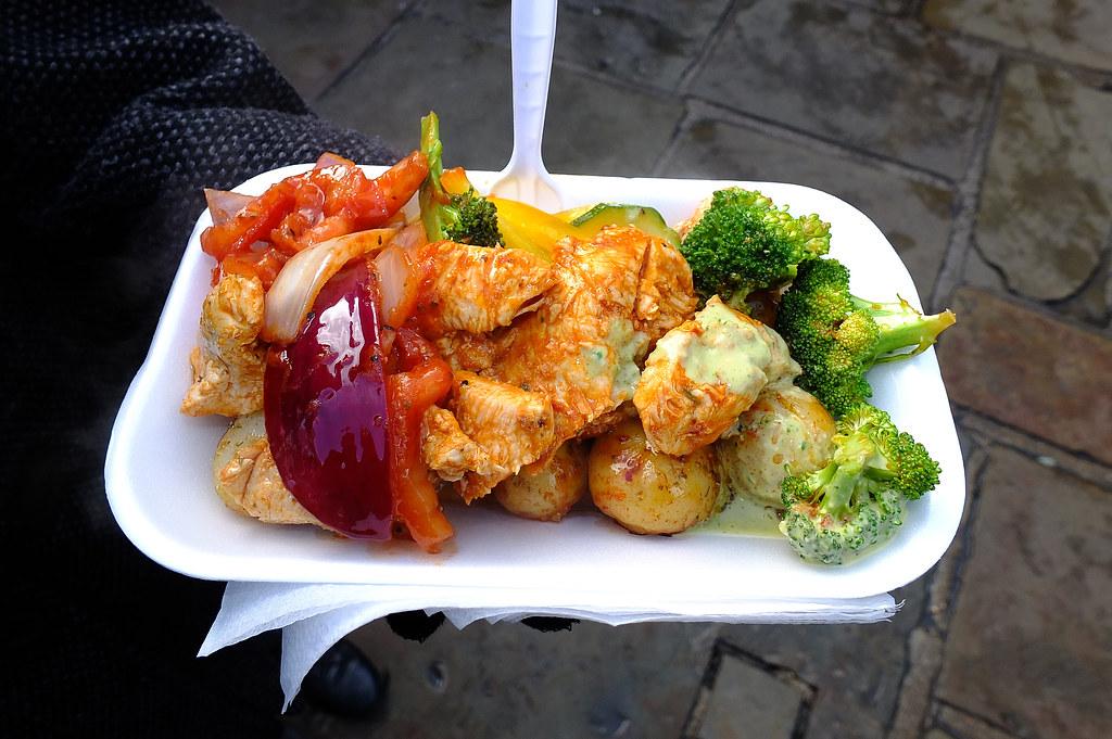 Peruvian Street Food Braddon