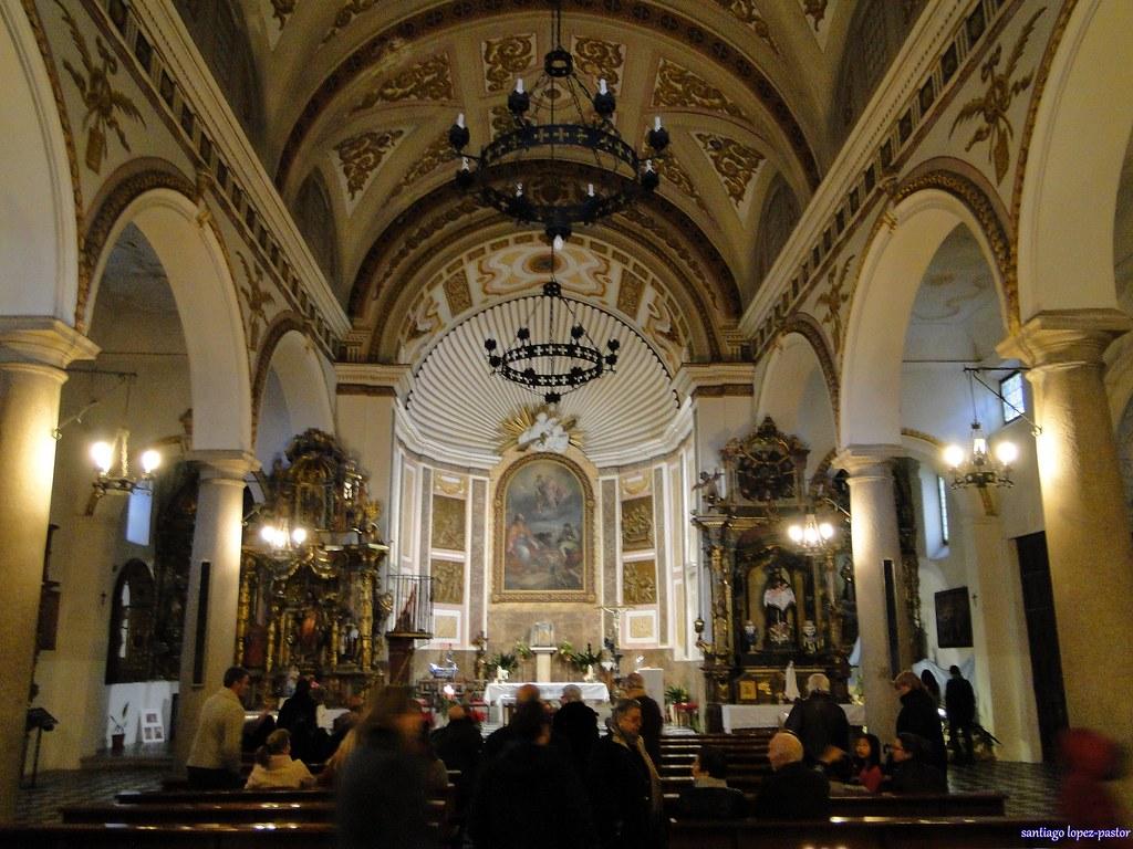 Iglesia de los Santos Justo y Pastor (Toledo)  santiago ...