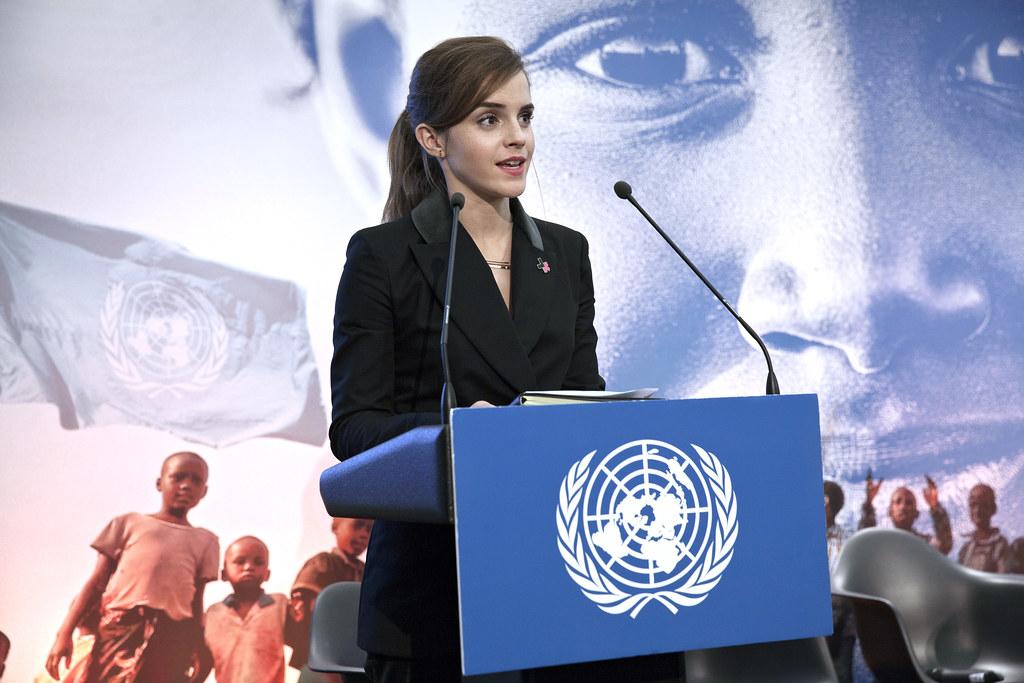 UN Women launches HeForShe IMPACT 10x10x10 Initiative | Flickr