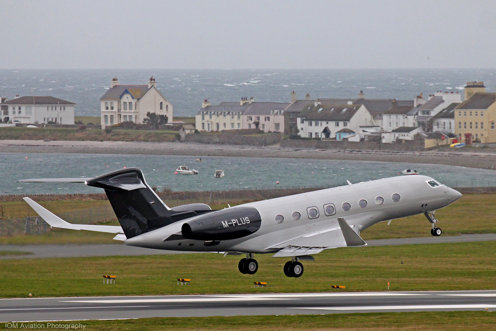 Gulfstream G650 M Plus At Isle Of Man Egns 06 03 15 Flickr