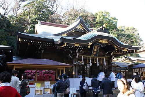 Enoshima shrine