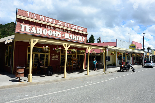 Reefton, South Island, New Zealand