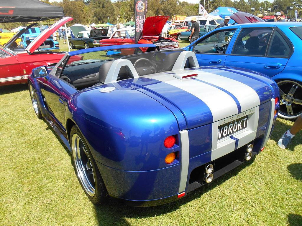 2010 Ford Shelby Cobra Concept Kit Car Drb 540 On Displa Flickr