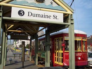 Dumaine St