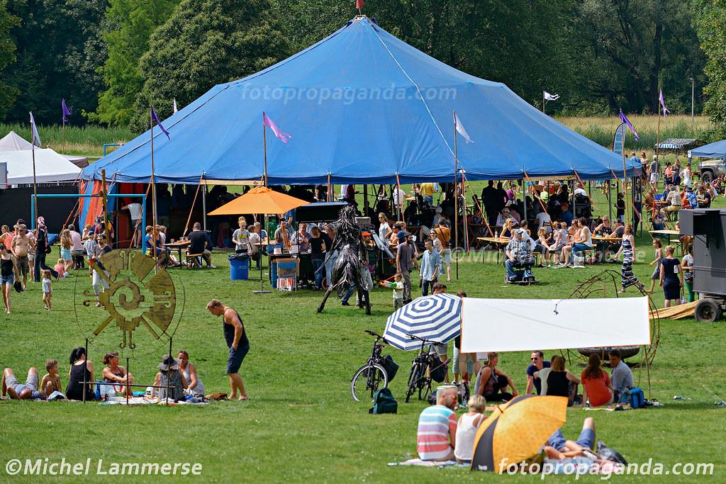 Succesvol derde Immerloo Park Festival 2016