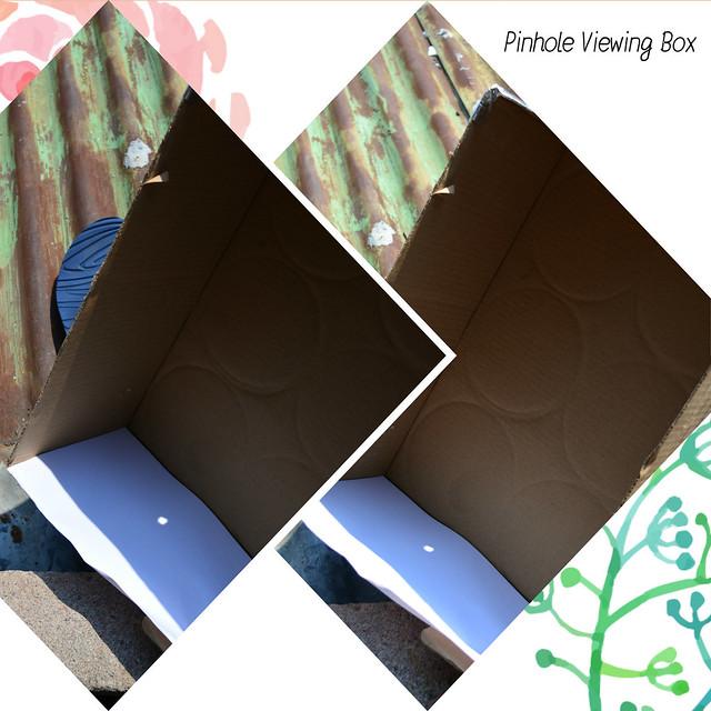 Pinhole Viewing Box