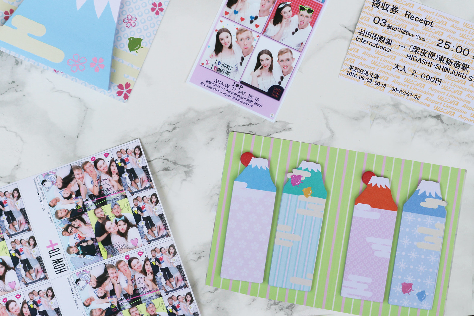 The Little Things blog Japanese Stationery Haul-2