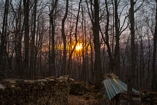 Late Fall Sunset on Our Land | by goingslowly