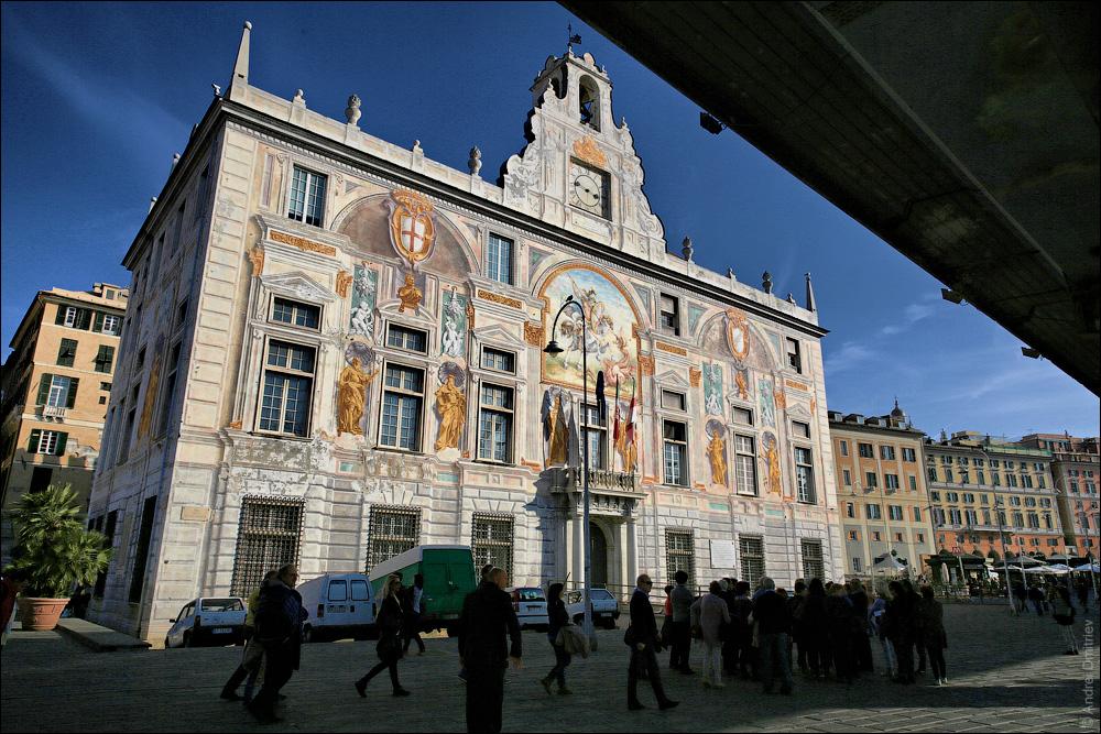 Дворец Сан Джорджио