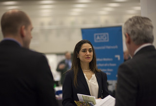 College of DuPage Hosts Career Fair 2015 14 | by COD Newsroom