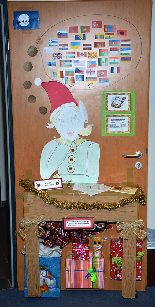 Deck The Doors Garmisch Partenkirchen Germany Dec 15