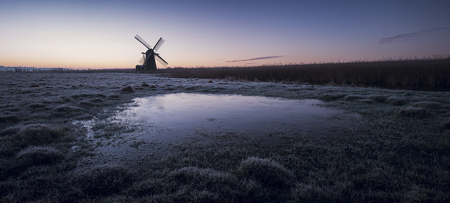 Herringfleet Mill 04/01/15