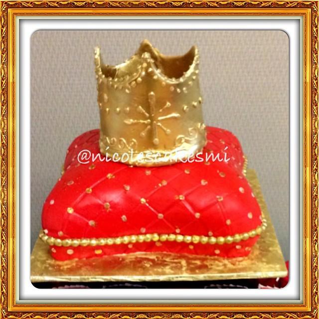 Crown Royal Cake Pan