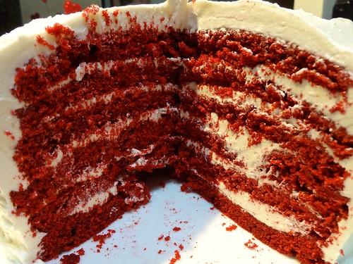 Cooked White Icing For Red Velvet Cake