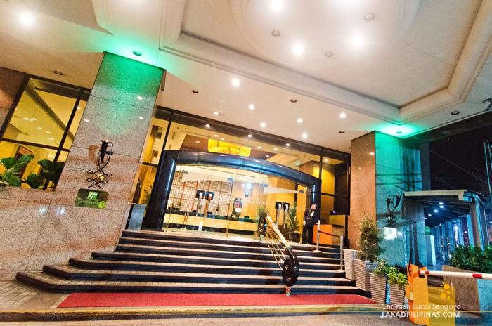 Hotel Near Megamall Ortigas