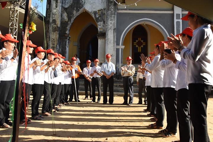 Ký sự hội trại Anrê Phú Yên 2016 tại Mằng Lăng