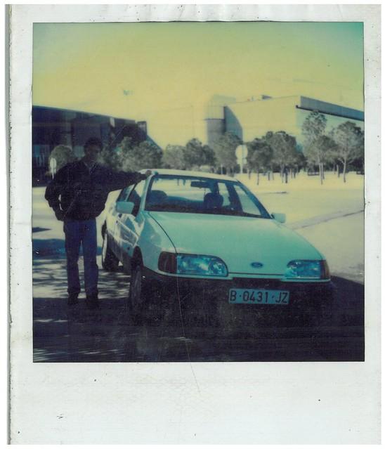 FORD SIERRA 2.0 GT (1989)