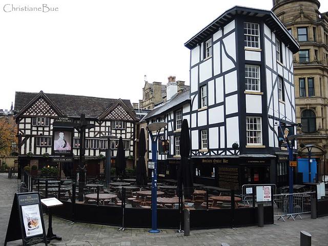 Famous Old Pubs