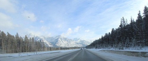 Transcanada highway the drive home. | by davebloggs007