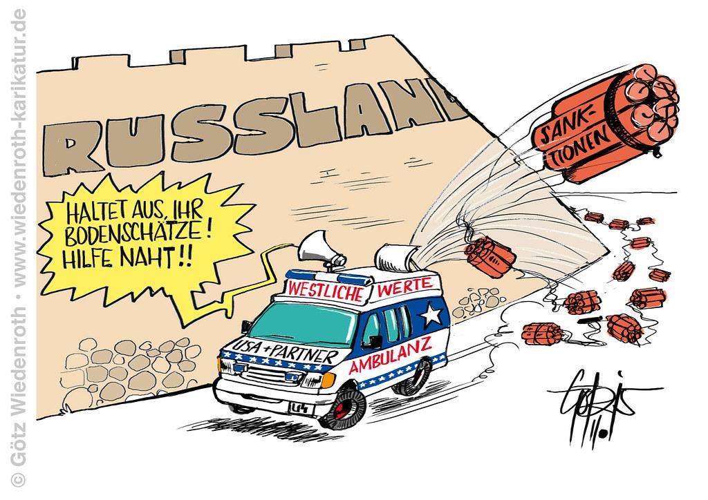 russland sanktionen liste