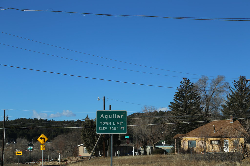 Aguilar Colorado, Las Animas County CO | Google Map Official… | Flickr