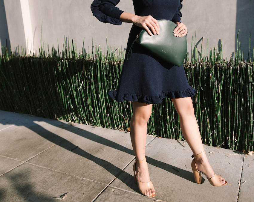 Victoria Victoria Beckham Dress   HONEY & SILK