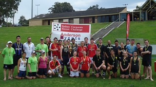 Special Event: Corporate Soccer Challenge
