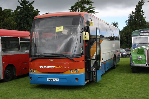 Stagecoach South 52657 PSU787