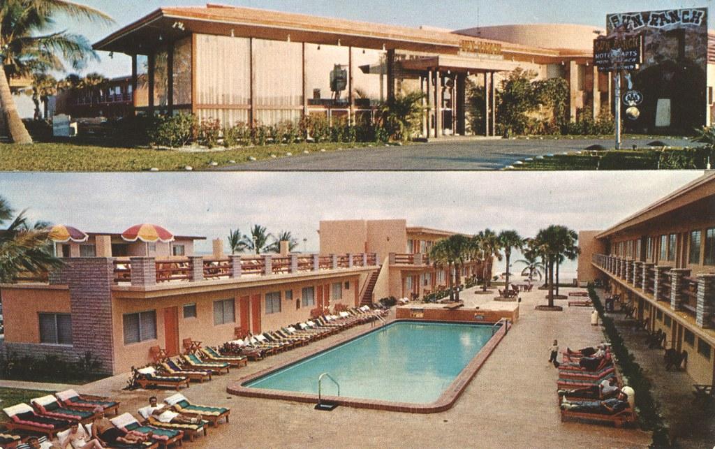 Sun Ranch Resort Motel - Miami Beach, Florida