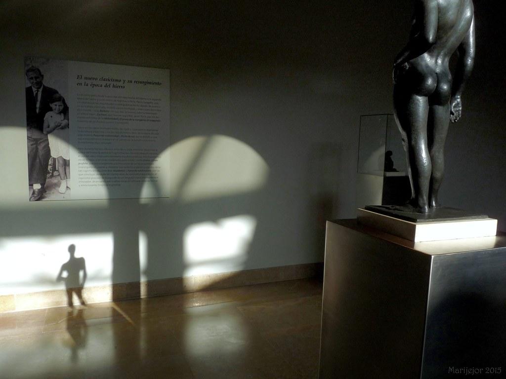La sombra del arte.