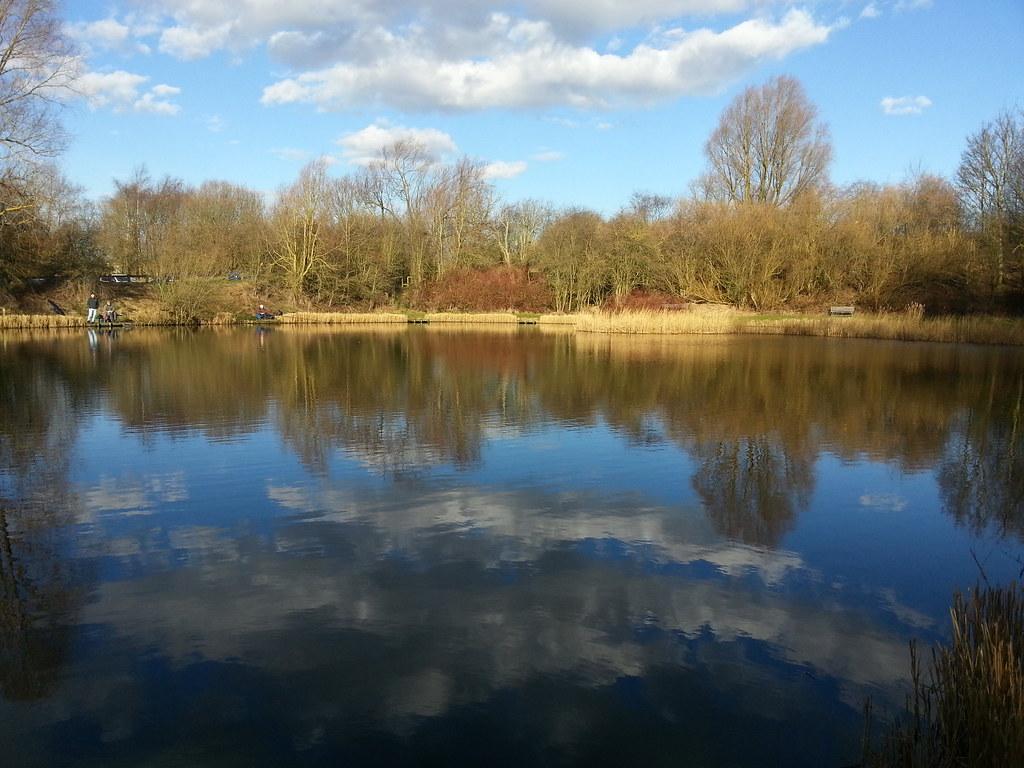 Tibshelf ponds