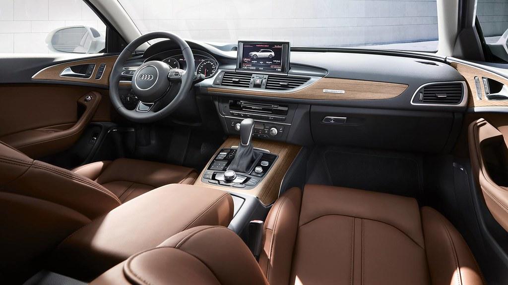 2015 Audi A6 Interior 2015 A6 Audi Interior Audi Flickr